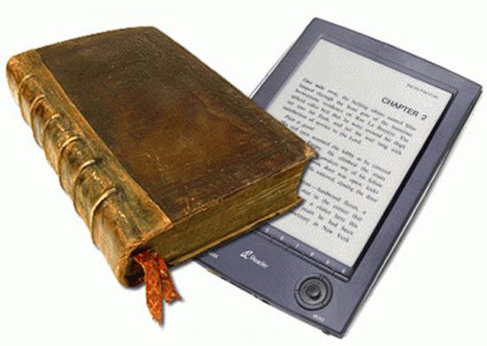 Ποιο είναι το μέλλον του βιβλίου;