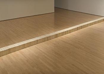 Carl Andre, Lever (1966)