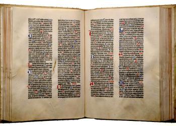 Η Αγία Γραφή των 42 γραμμών