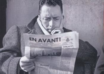 Δημοσιογράφοι-λογοτέχνες: Καμύ