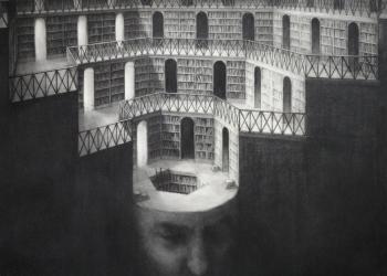 Κεφάλι-βιβλιοθήκη ΙI