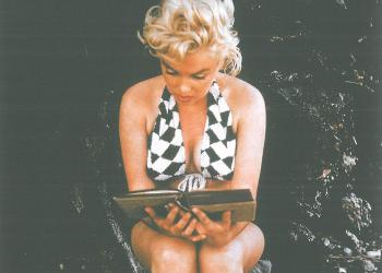 Η Μέριλιν διαβάζει τον Οδυσσέα