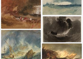 Πίνακες του Joseph Mallord William Turner